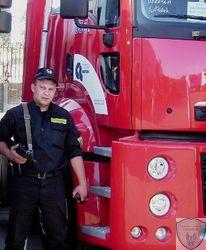 Сопровождение грузов при перевозке транспортом в Перми