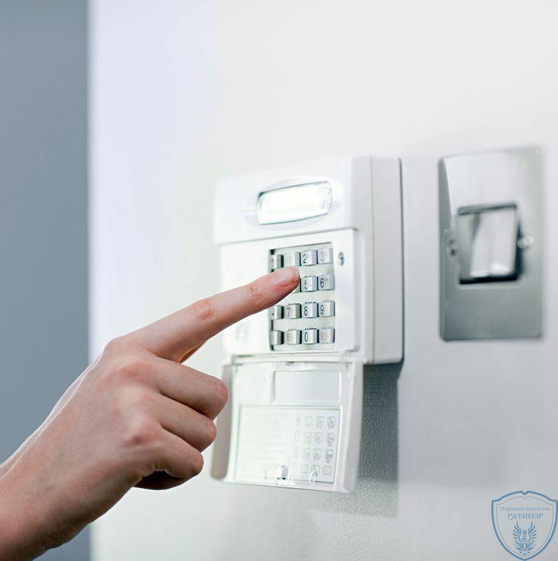 Охранная сигнализация квартиры в Перми