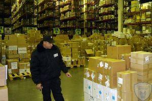 Охрана склада в Перми и области