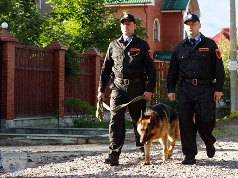 Охрана периметра в Перми и области
